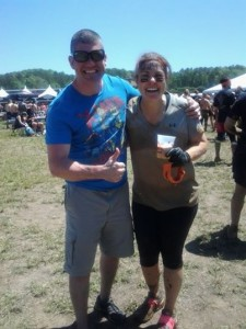 Another Tough Mudder Experience…