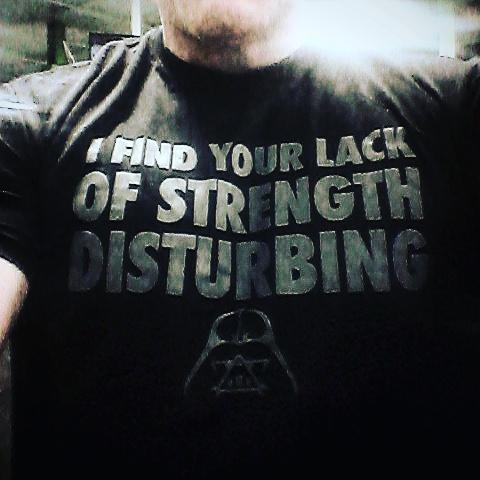 Vader Strength