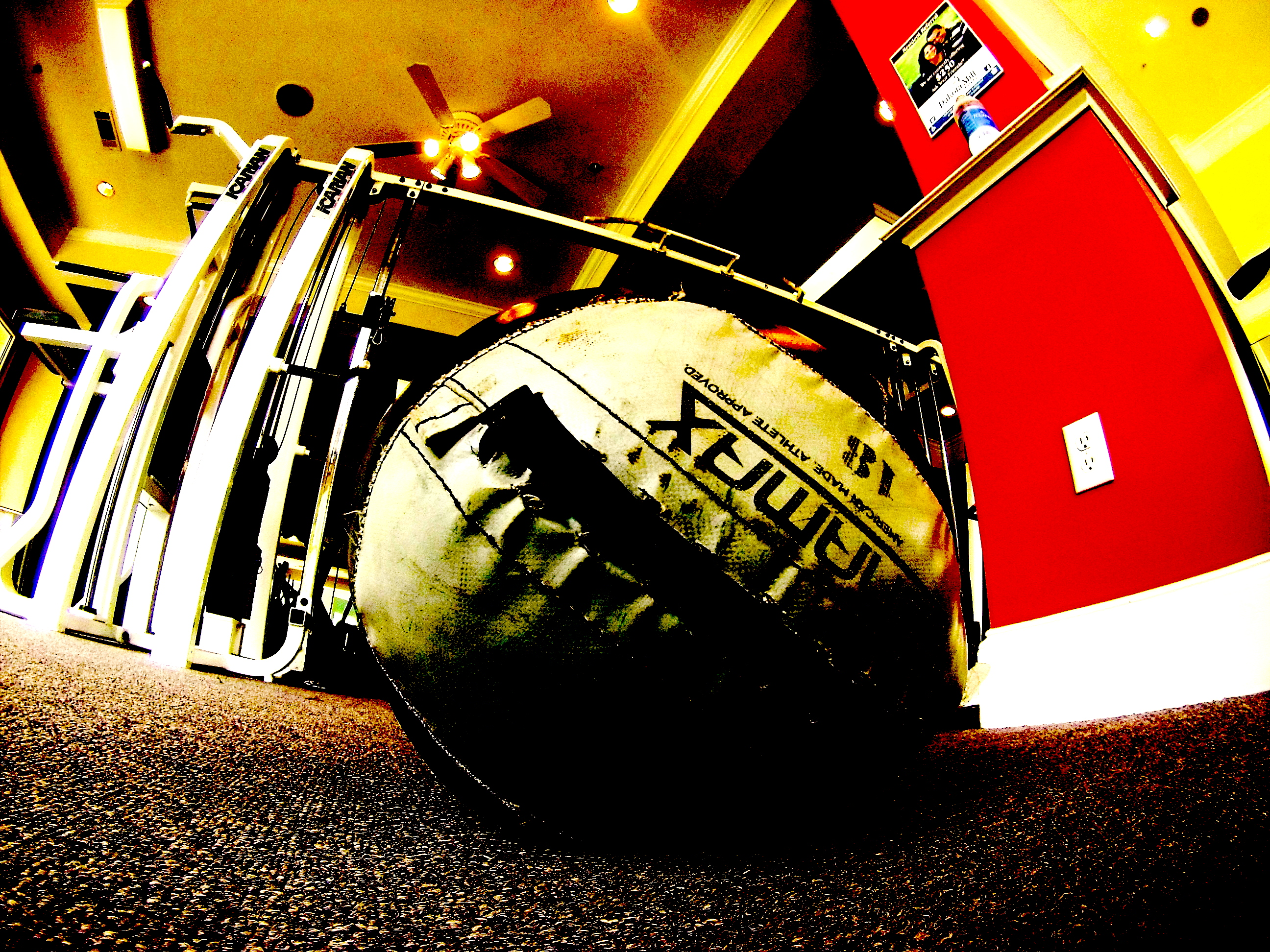 Unconventional Medicine Ball Training For Strength