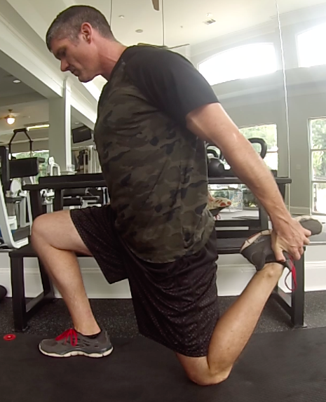 4 Point Hip Stretch Series: Squat Prep Your Hips For Optimal Function