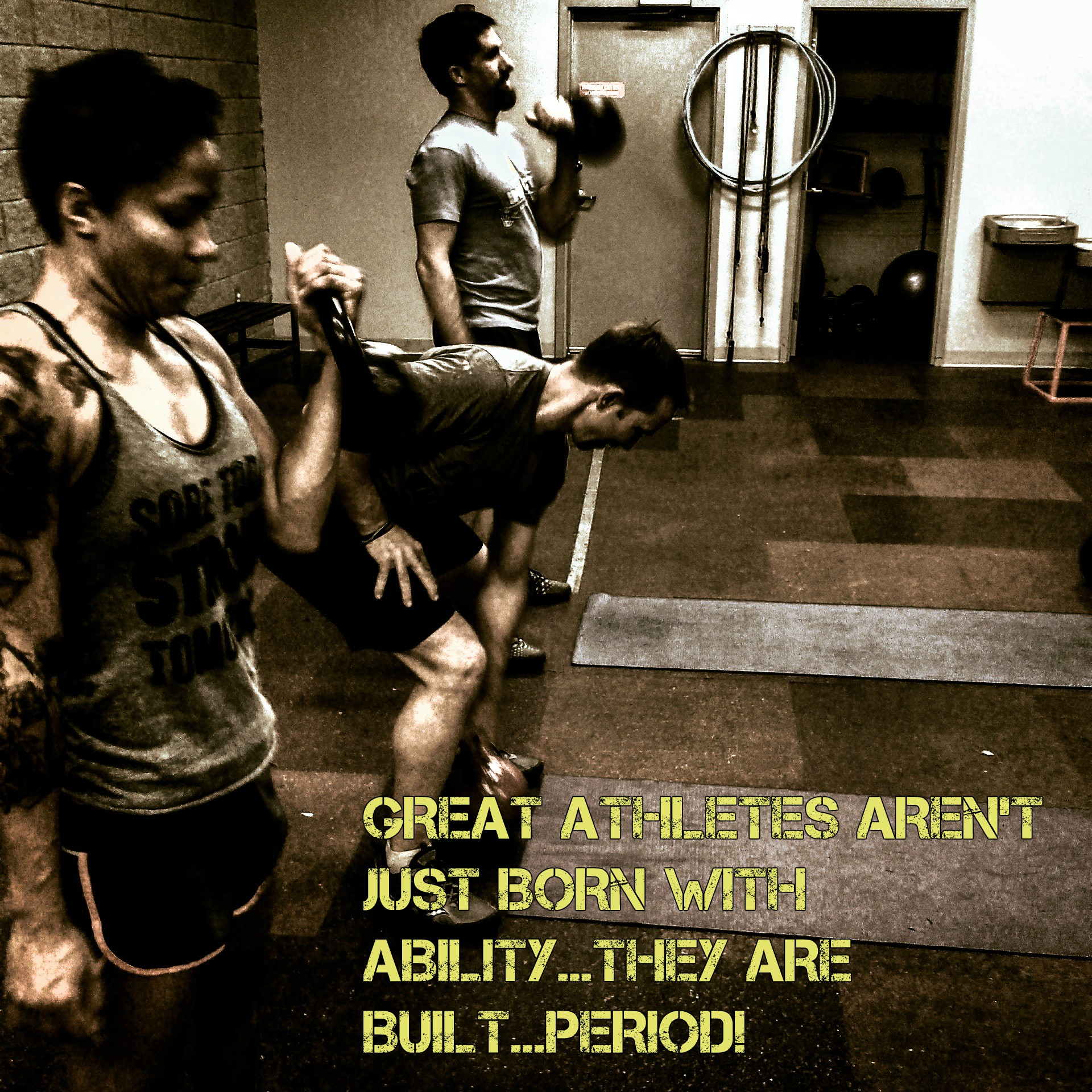 BeFunkyPhoto–ATHLETES BUILT