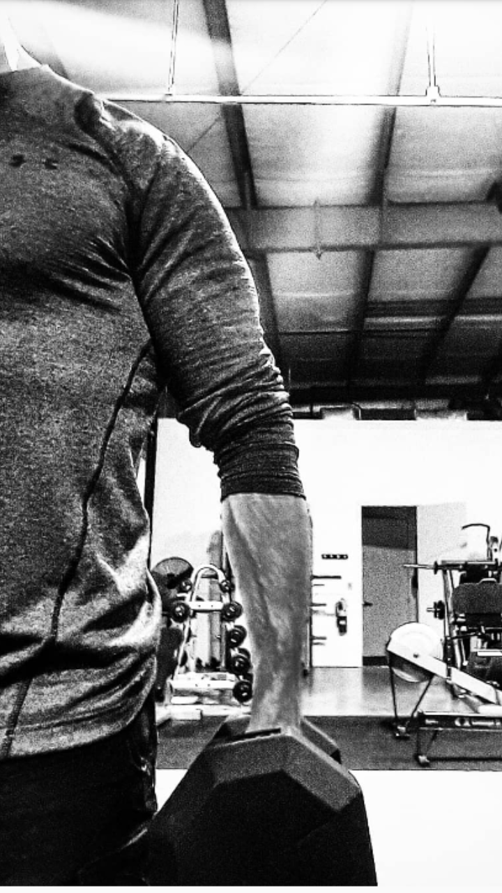 4 Killer Exercises To Prime Your Shoulders